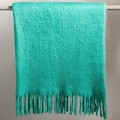 Aqua Hearthside Throw