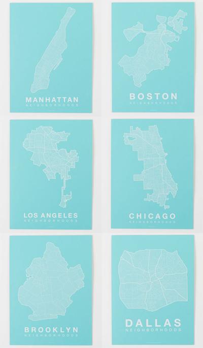 Native Maps