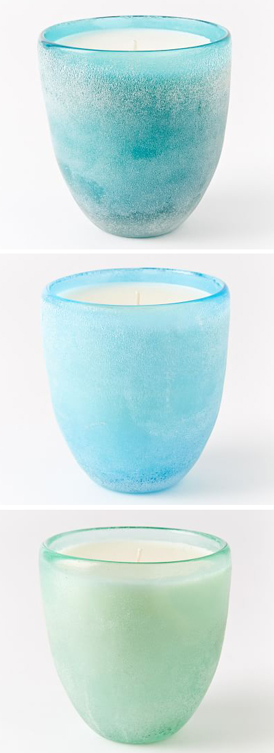 Scented Waterscape Candles