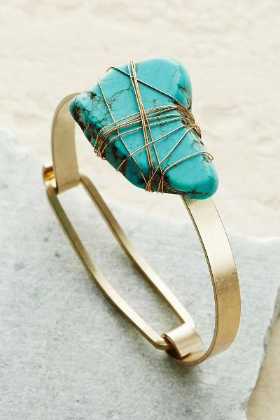 Terrific Turquoise Bracelet