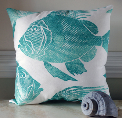 Seaside Pillow