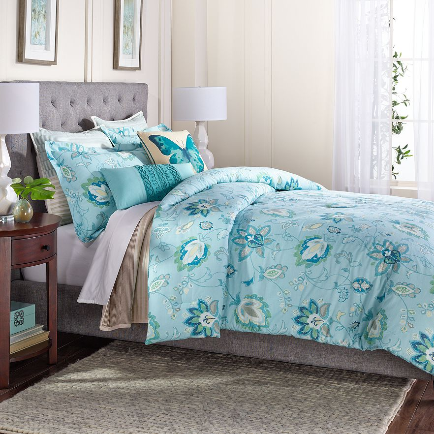 Everything Turquoise: Belfair Bedding Collection
