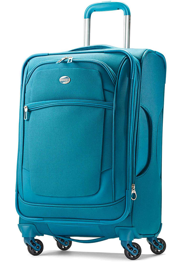 "American Tourister iLite Extreme 21"" Spinner Upright Carry-On Luggage"