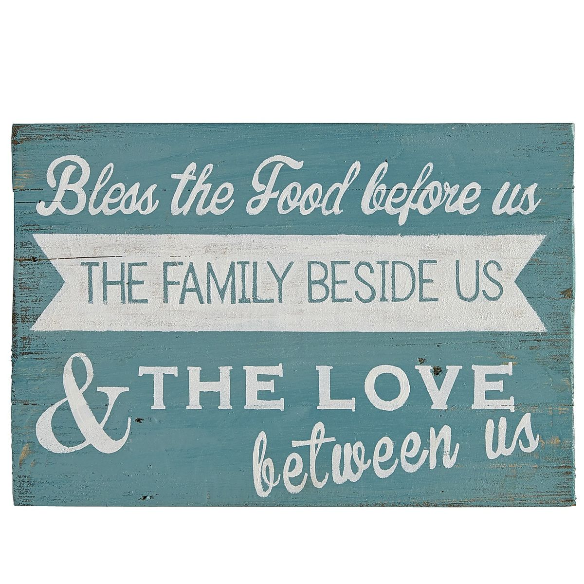 Bless the Love Wall Decor