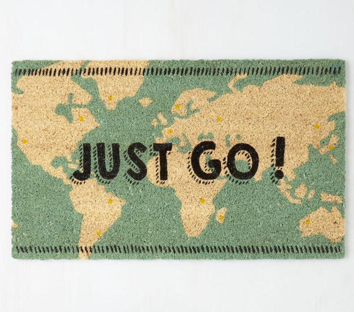 Coir World Doormat