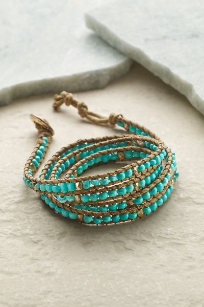 Solana Wrap Bracelet