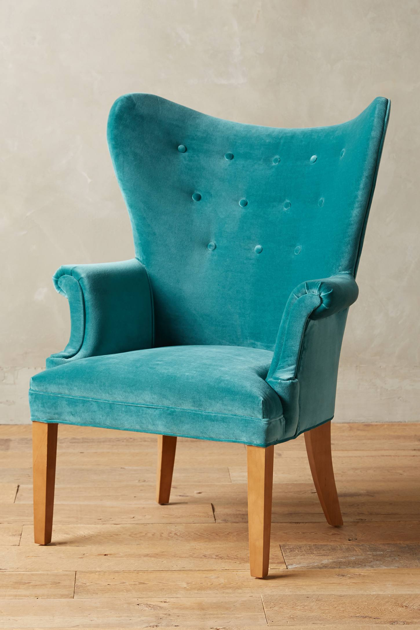 Teal Colored Chairs