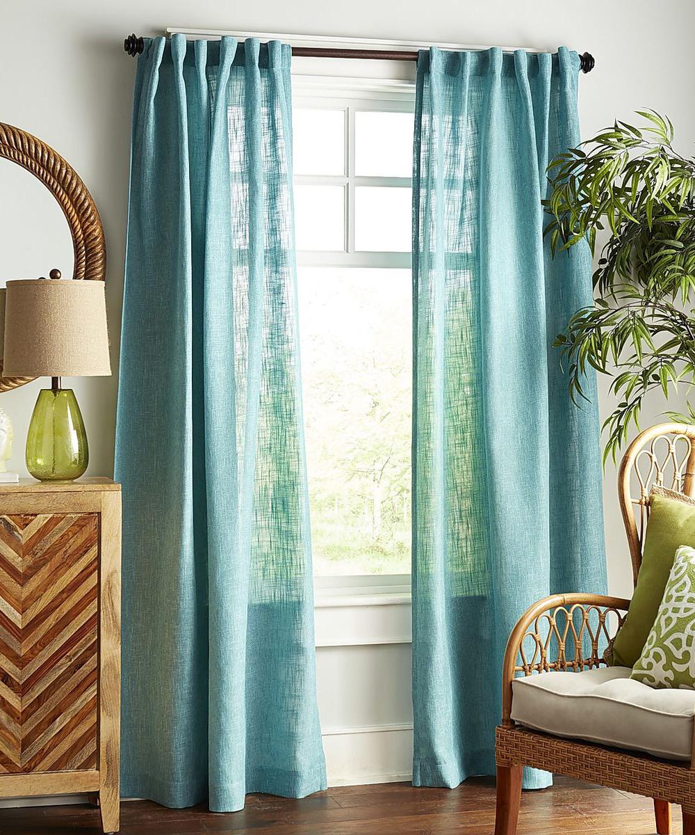 aqua marbella curtain everything turquoise