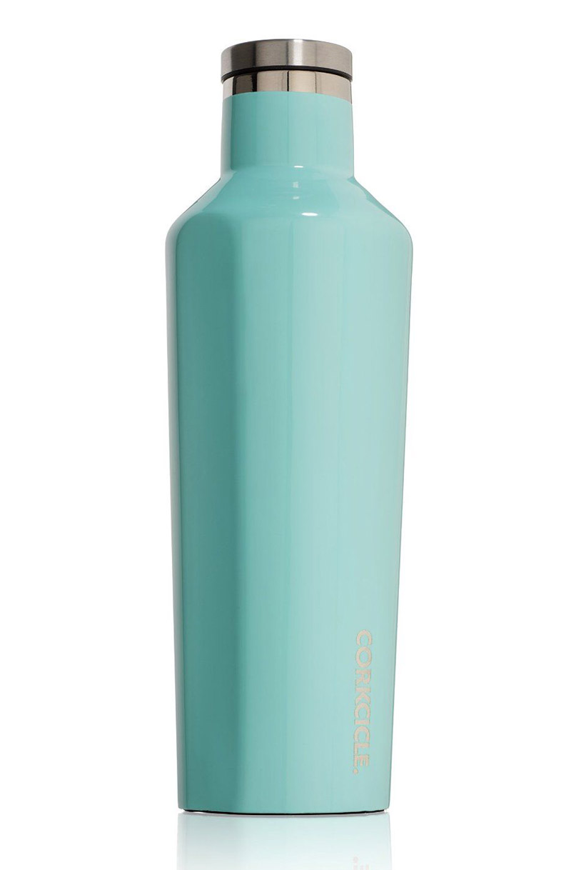 Turquoise Corkcicle Canteen