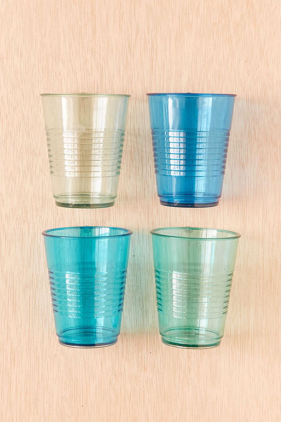 Blue Party Cup Set