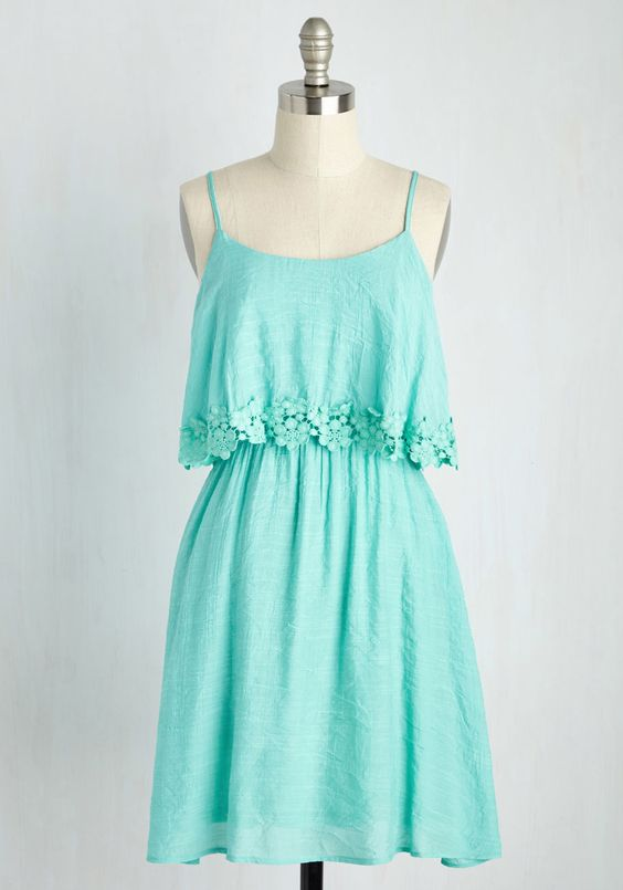 Flirty Things First Dress