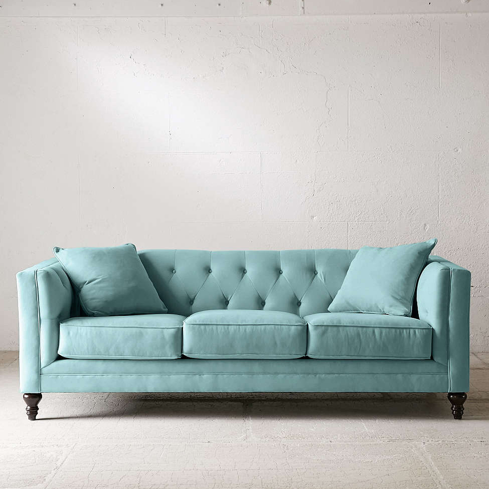 Teal Sofas Bonita Springs Blue Sofa Sofas Thesofa