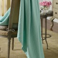 Teal Featherweight Blanket