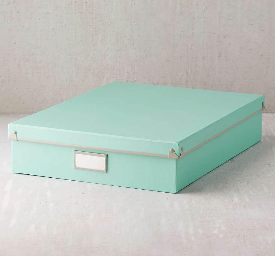 Keepsake Document Storage Box