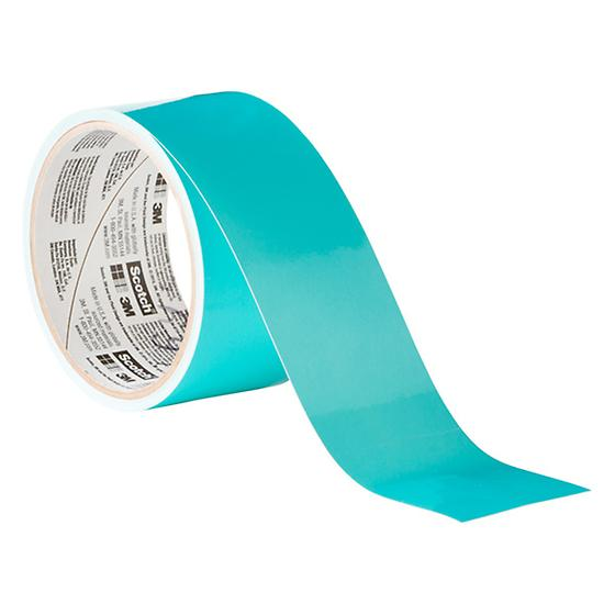 Aqua 3M Scotch Dry Erase Tape