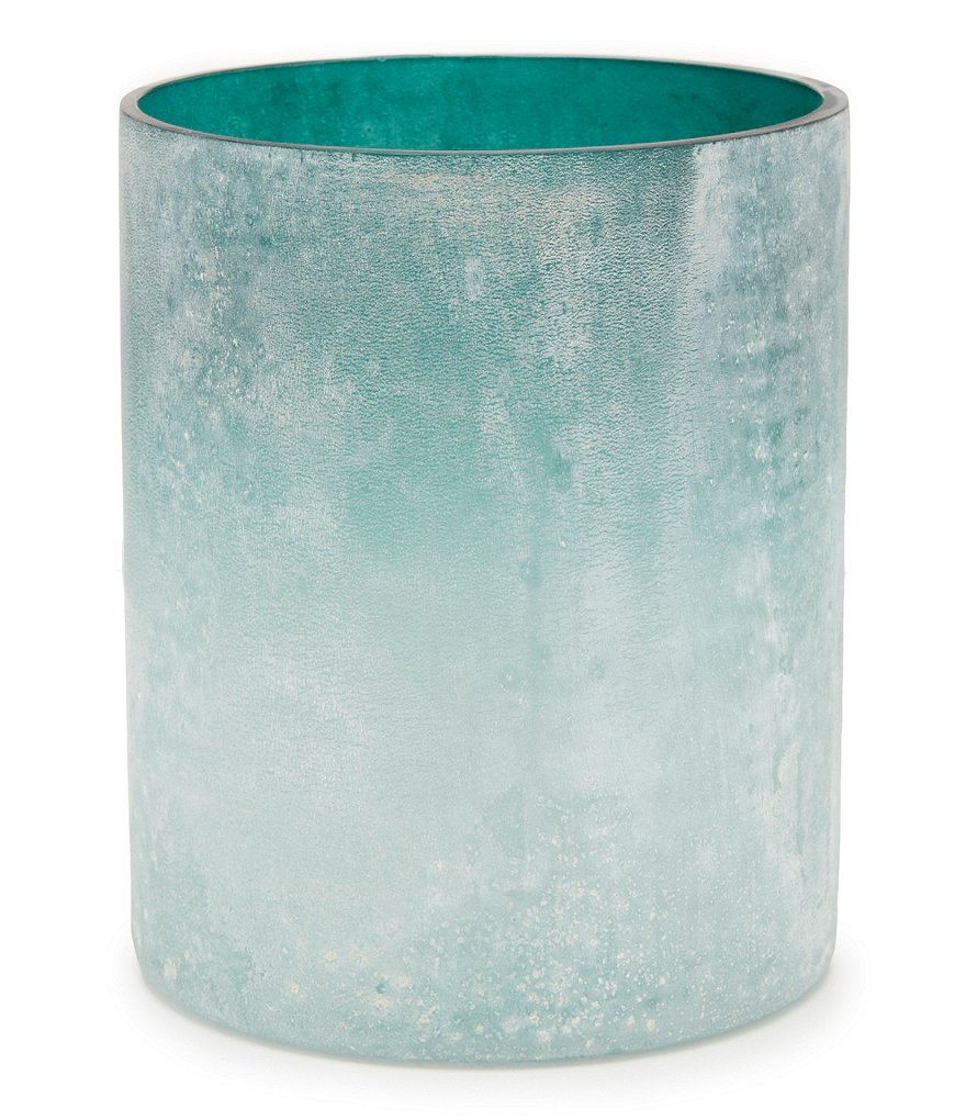 Ombre Sea Glass Vase