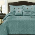 Turquoise Dynamic Bed Set