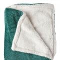 Andrea Faux Shearling Blanket