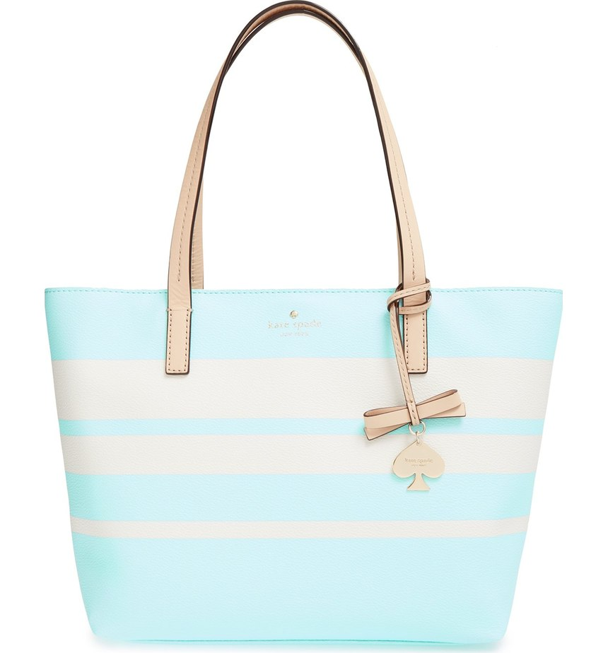 Kate Spade Hawthorne Lane Small Ryan Coated Canvas Tote