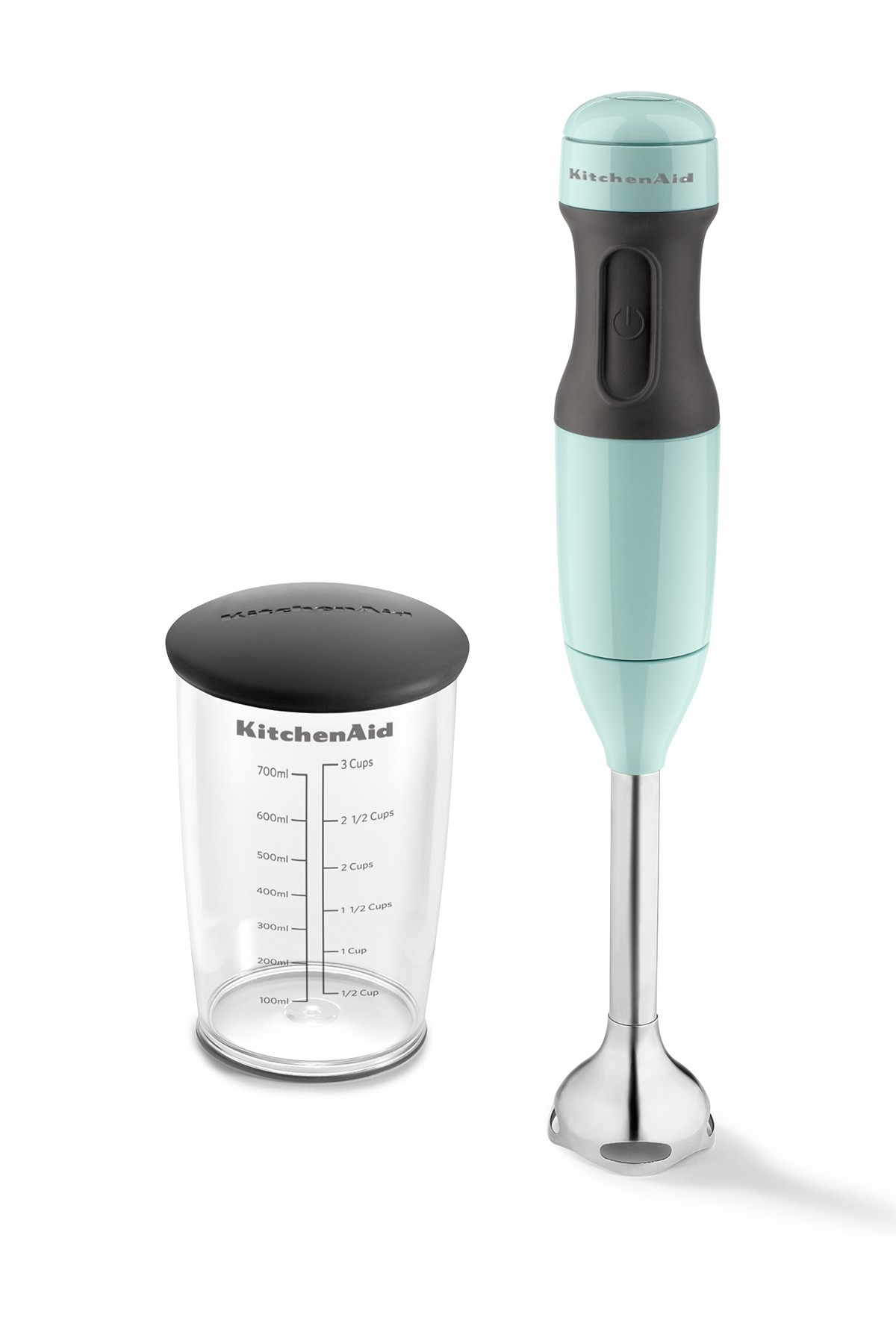 KitchenAid 2-Speed Ice Blue Hand Blender