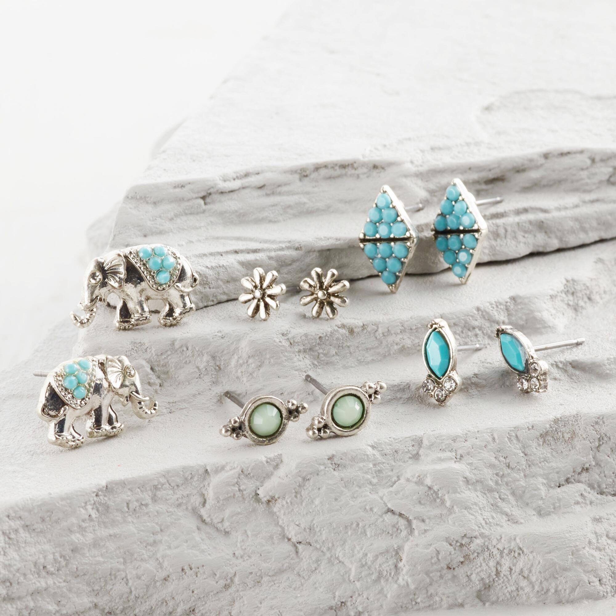 jewelers my tif earrings turquoise e gxcdtq stud lika behar clarkes shop
