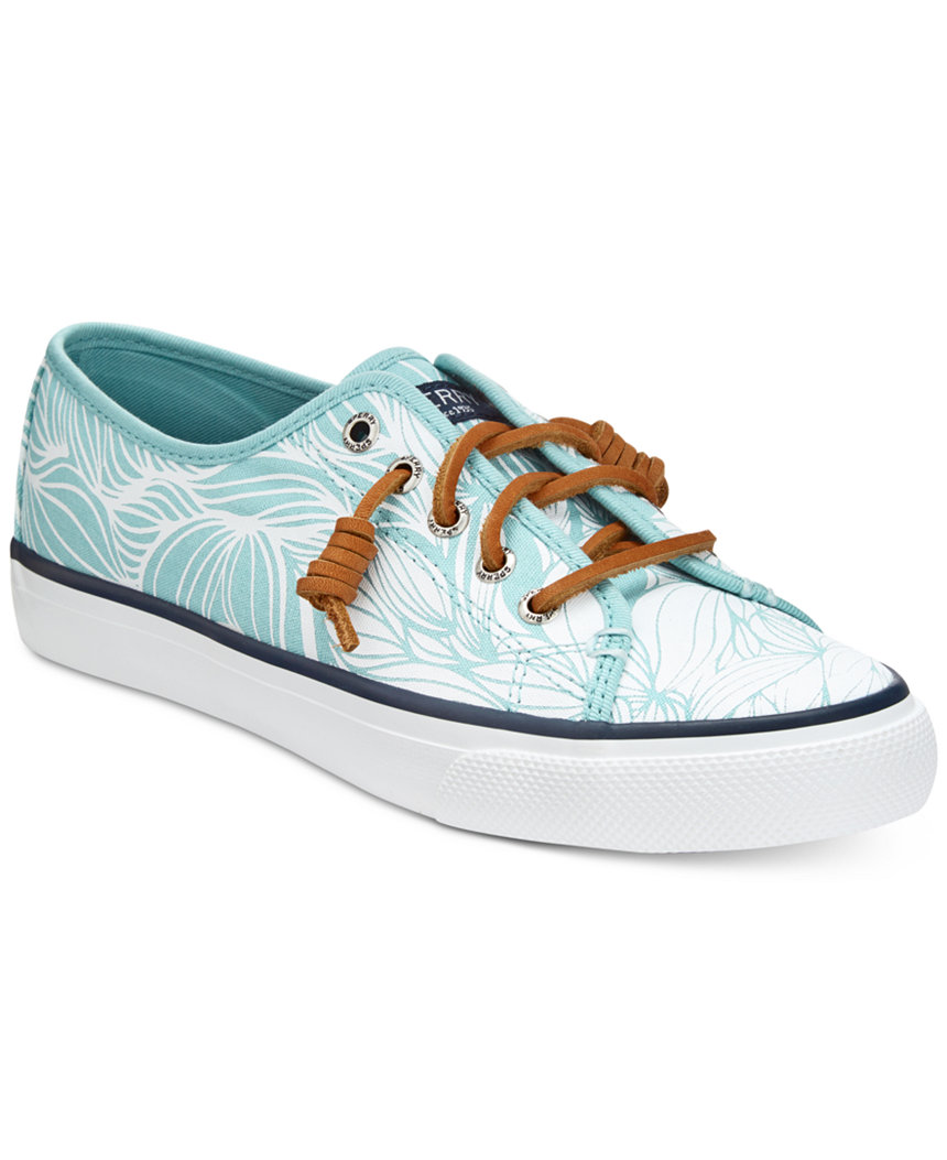Sperry Seacoast Canvas Sneakers