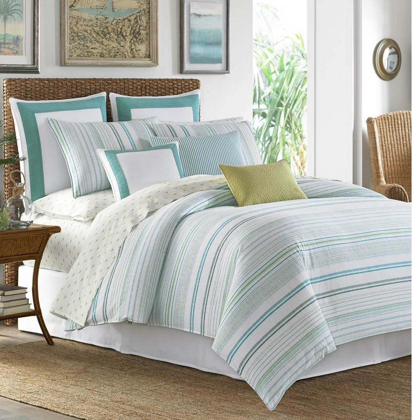 Tommy Bahama La Scala Breezer Duvet Cover