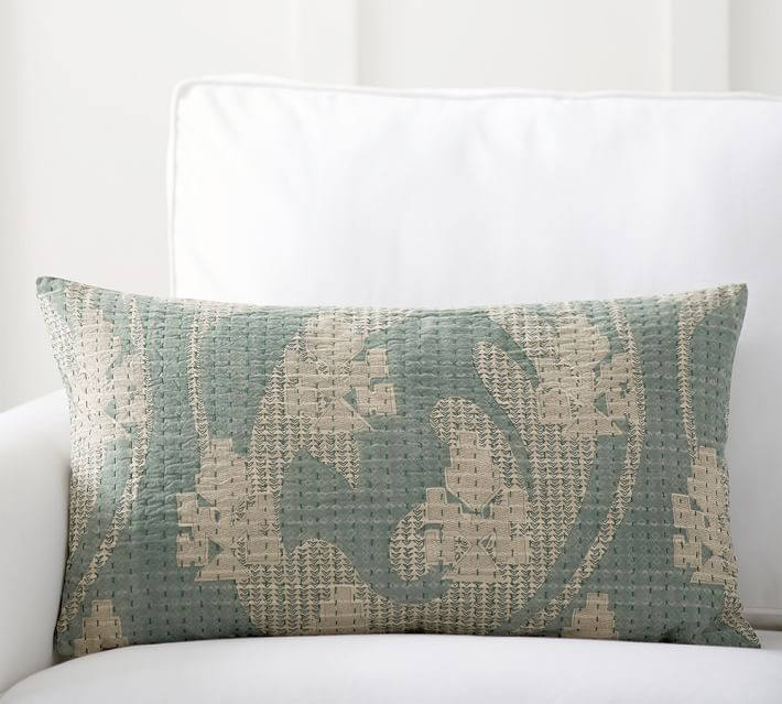 Anya Lumbar Pillow Cover