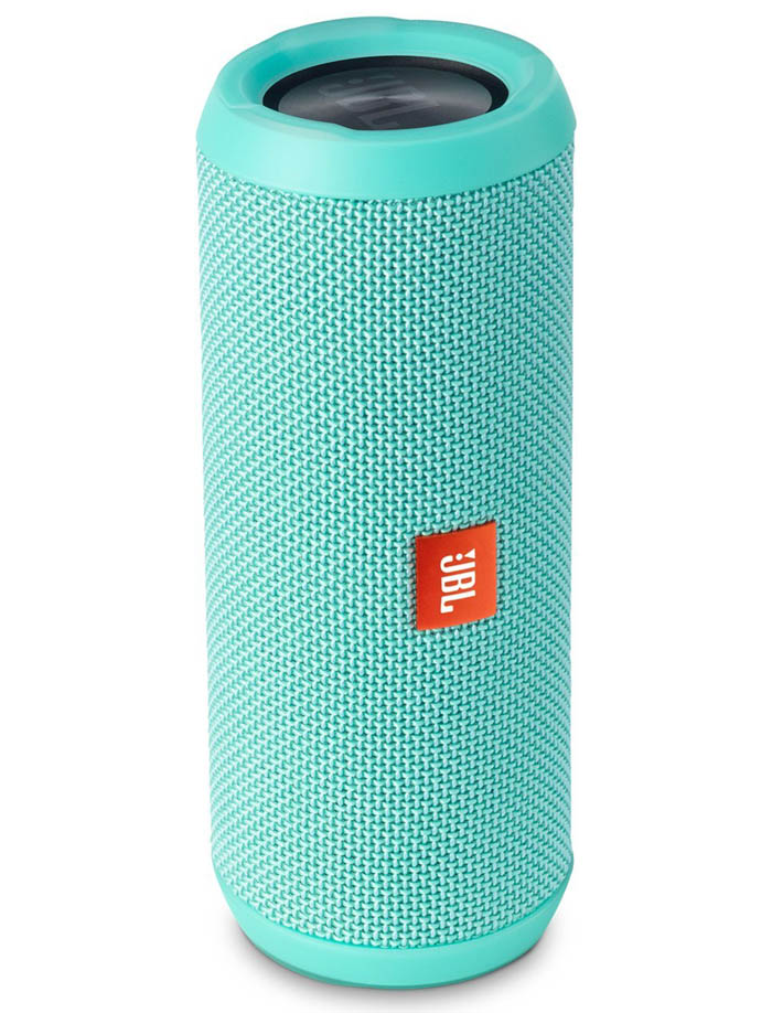 JBL Flip 3 Splashproof Portable Bluetooth Speaker in Teal