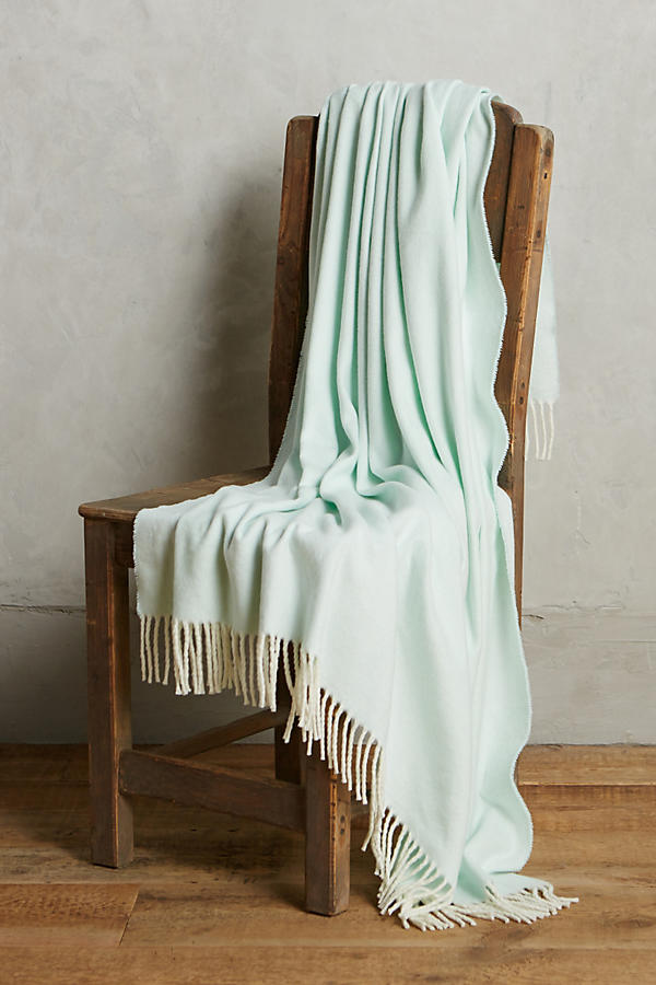 Mint Veranda Throw