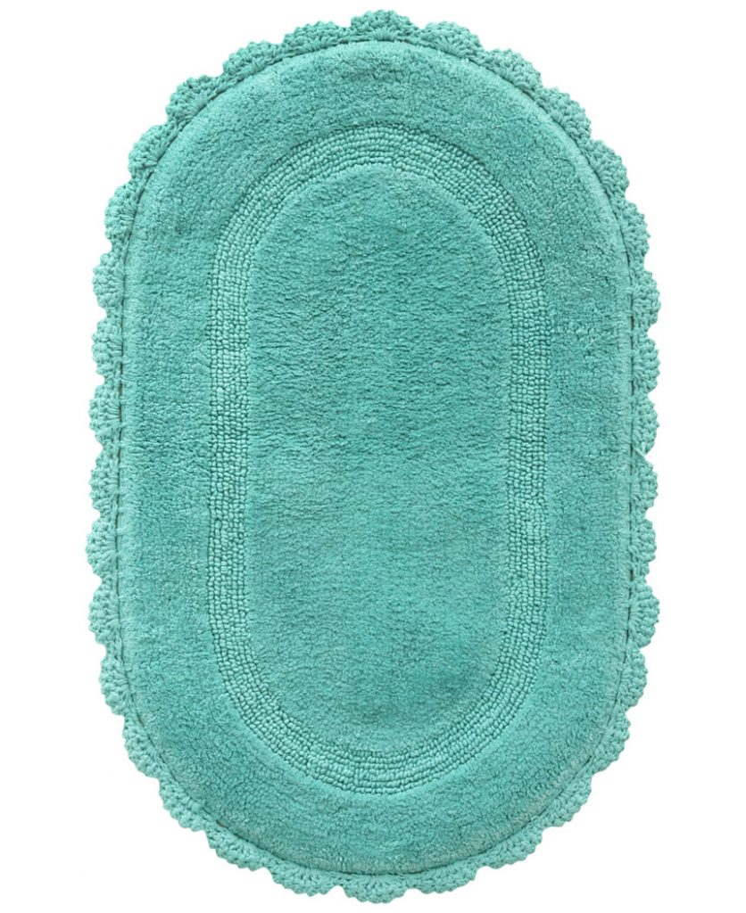 Aqua Sea Carlin Accent Rug